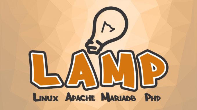 Lamp Stack : Linux Apache MariaDB PHP